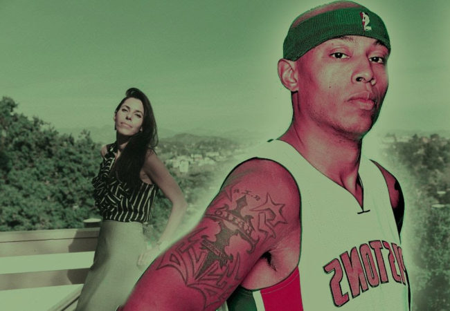 THE GREEN DREAM, with producer Parisa Dunn producing alongside NBA All-Star, author and TV personality, Caron Butler.