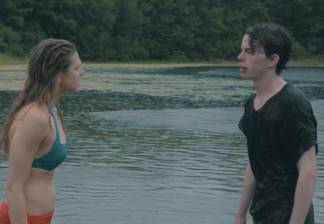 Just Say Goodbye, directed by Matt Walting