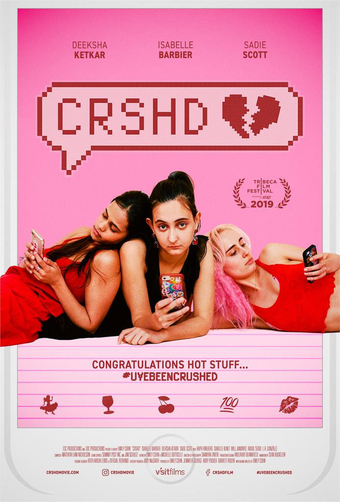 CRSHD by Emily Cohn Movie Poster