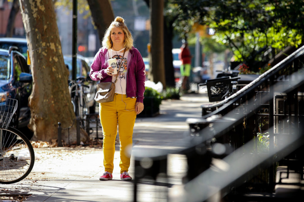 Jillian Bell appears in BRITTANY RUNS A MARATHON by Paul Downs Colaizzo | photo by Jon Pack.