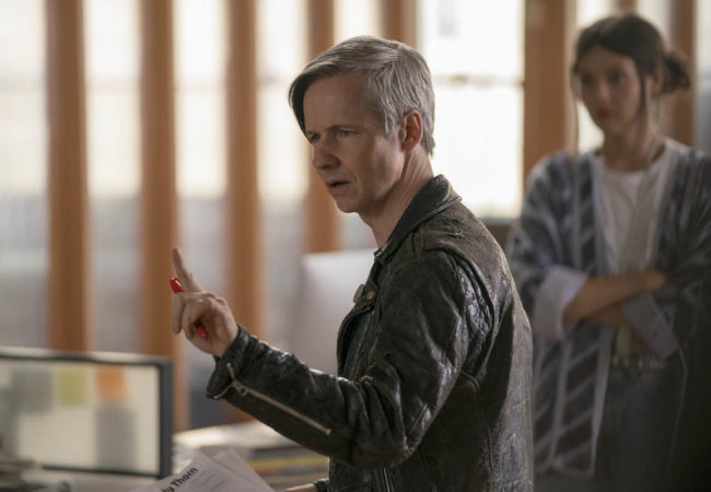 John Cameron Mitchell in Shrill (Photo by: Allyson Riggs)