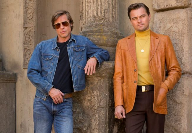 Once Upon a Time... in Hollywood by Quentin Tarantino