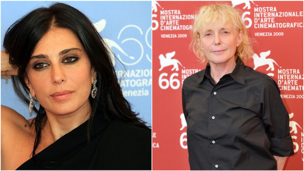 Nadine Labaki and Claire Denis