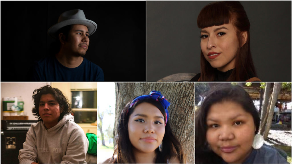 Sundance Institute 2019 Native Filmmakers Lab and Full Circle Fellows