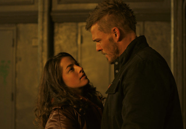 Above the Shadows directed by Claudia Myer and starring Olivia Thirlby, Alan Ritchson, Jim Gaffigan and Megan Fox
