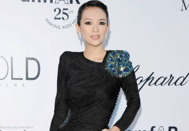 Zhang Ziyi (Credit: Wang Long Wei)