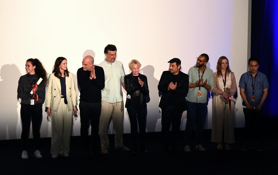 Jury and Award Winners of the Cannes Film Festival - Cinéfondation 2019 © Deborah Neris / FDC