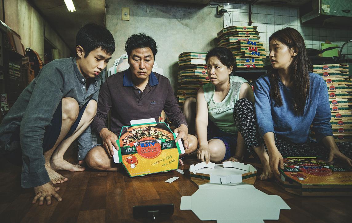 GISAENGCHUNG (Parasite) directed by BONG Joon-Ho