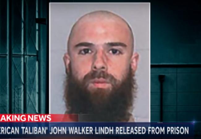 """American Taliban"" John Walker Lindh via YouTube"