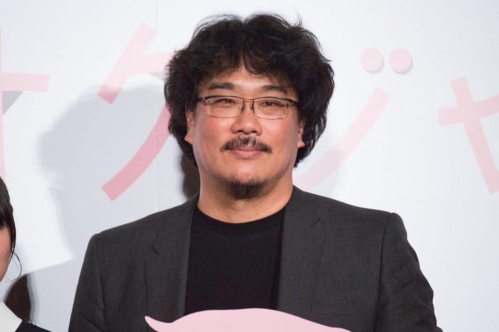 Bong Joon-ho at Okja Japan Premiere. Credit: Dick Thomas Johnson from Tokyo, Japan