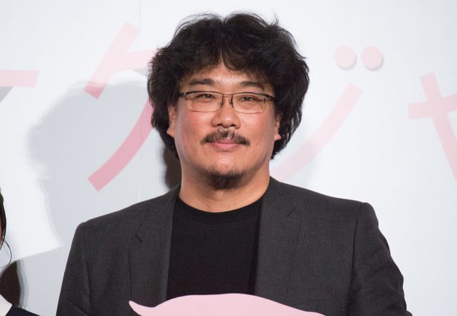 Bong Joon-ho at Okja Japan Premiere. Credit: Dick Thomas Johnson from Tokyo, Japan