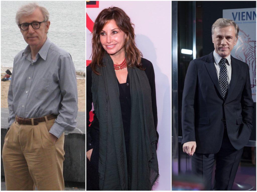 Woody Allen, Gina Gershon, Cristoph Waltz