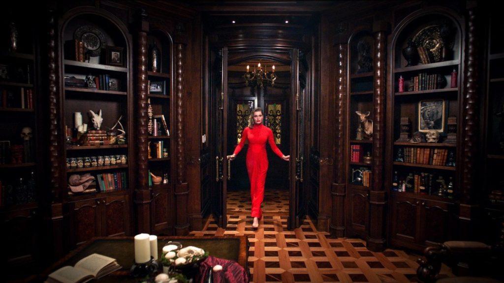 SATANIC PANIC Starring Rebecca Romijn