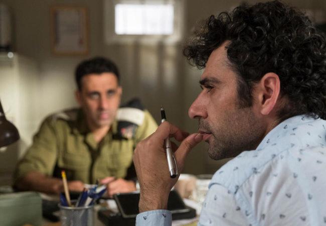 Tel Aviv on Fire, directed by Sameh Zoabi,