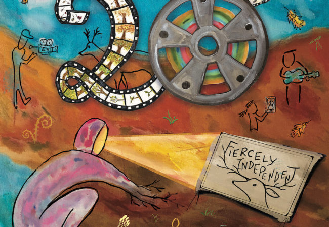 Woodstock Film Festival Unveils 20th Anniversary Edition Poster