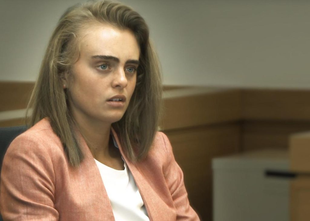 I Love You, Now Die: The Commonwealth Vs. Michelle Carter directed by Erin Lee Carr