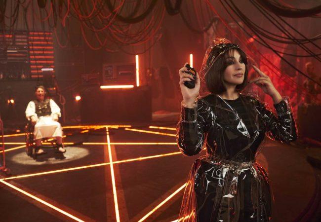 Nekrotronic starring Monica Bellucci
