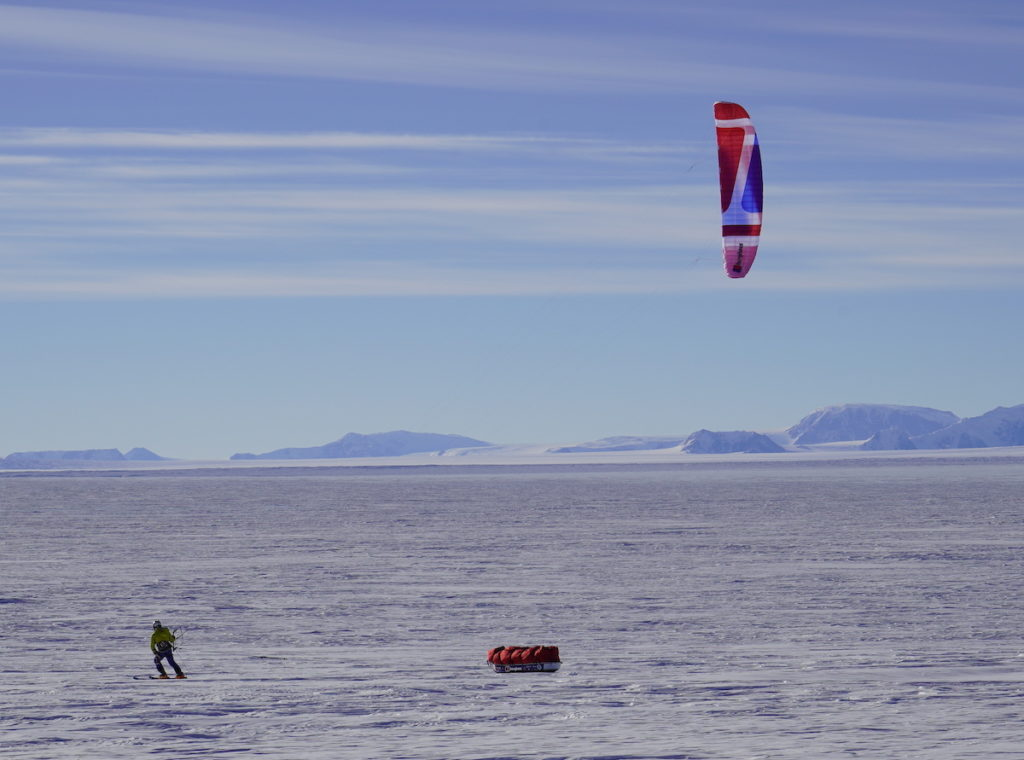 Spectre Expedition – To the End of the Earth