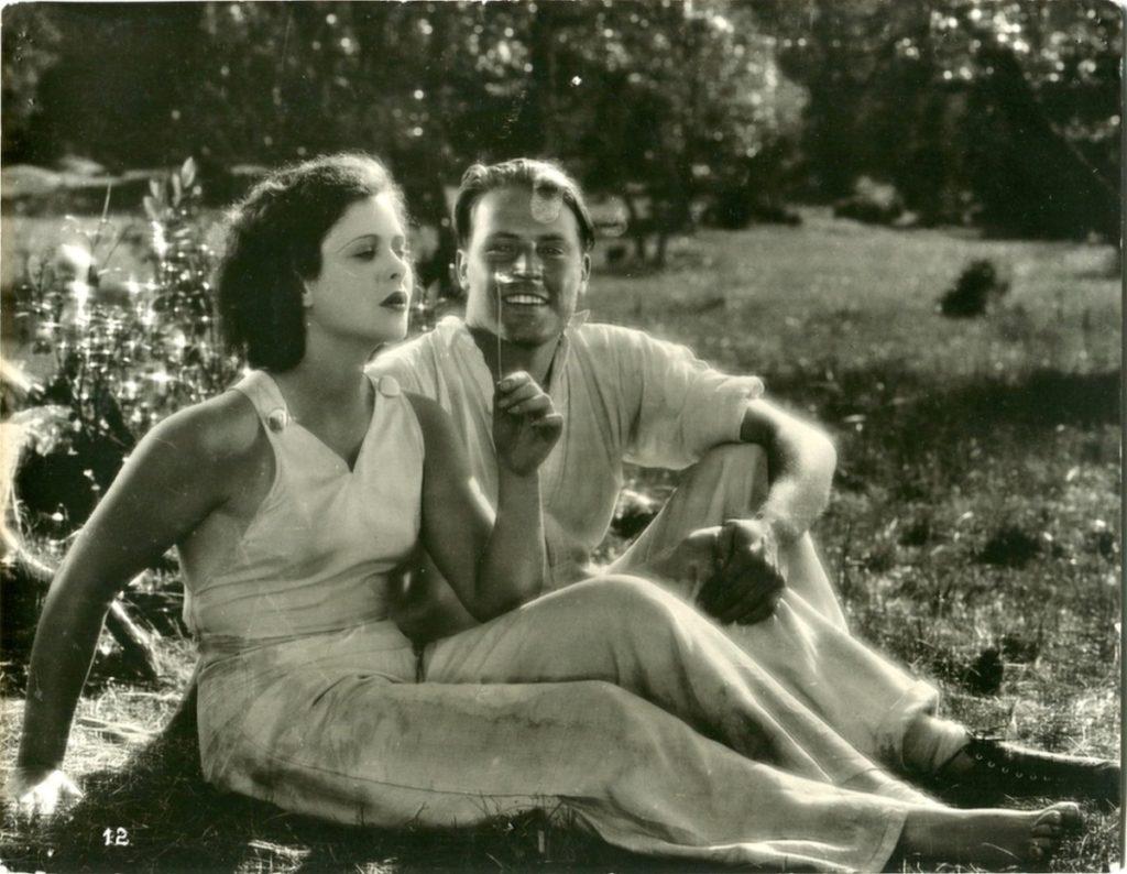 Extase - Hedy Lamarr and Aribert Mog (Credits Foto Asac – La Biennale di Venezia)