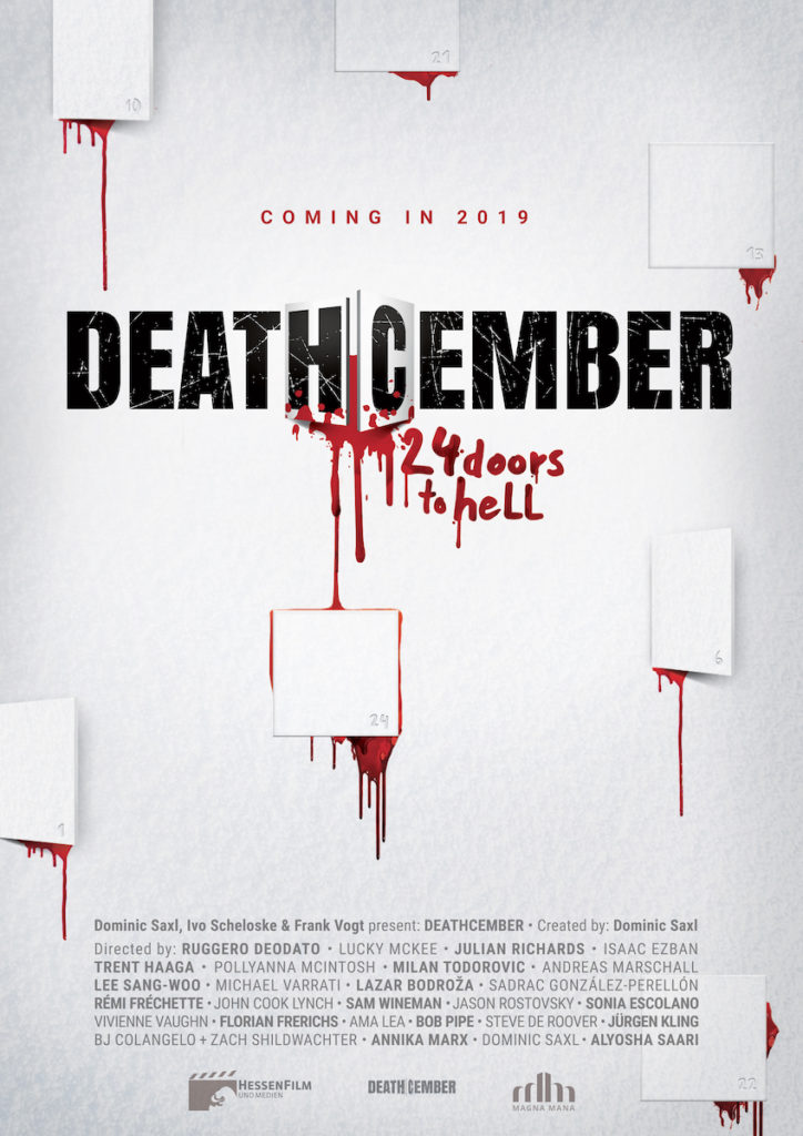 Deathcember Movie Poster