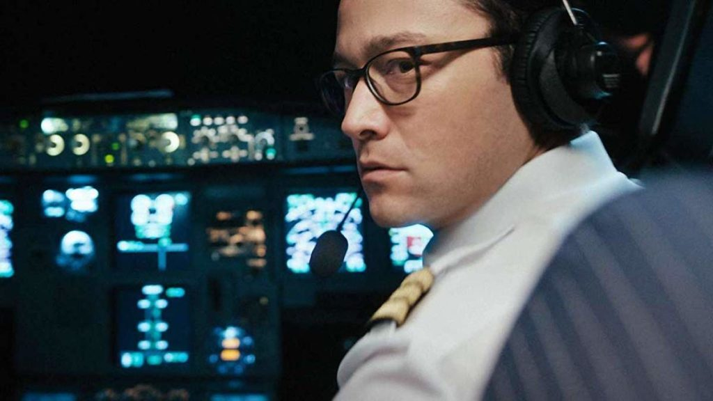 Joseph Gordon-Levitt in 7500 directed by Patrick Vollrath