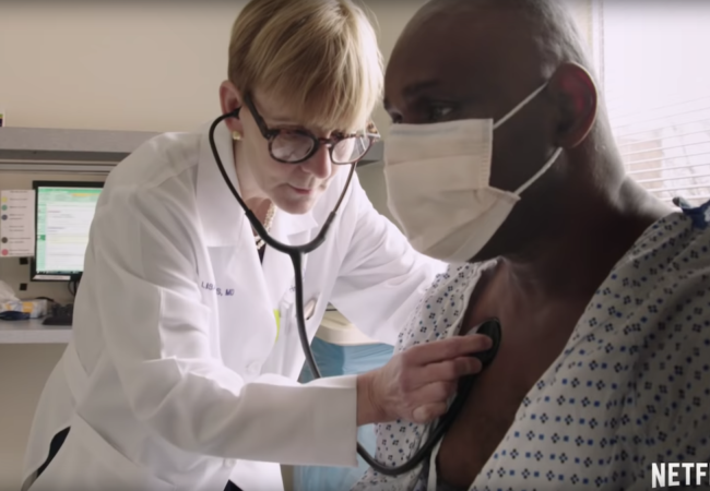 Netflix Debuts Trailer for New Doc Series DIAGNOSIS