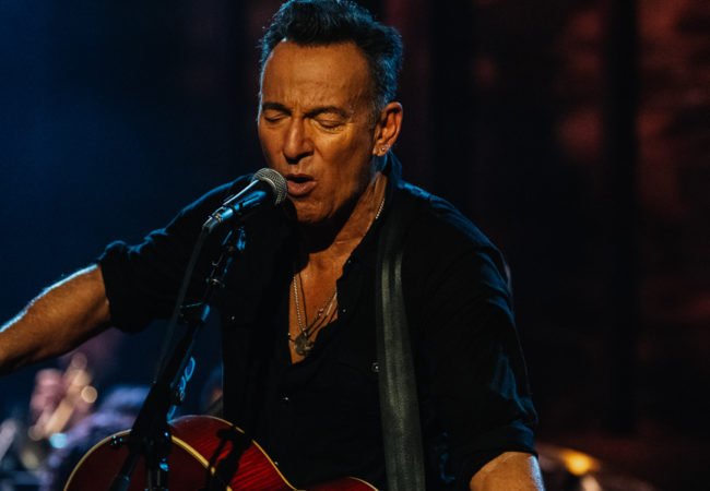 Western Stars by Thom Zimny, Bruce Springsteen