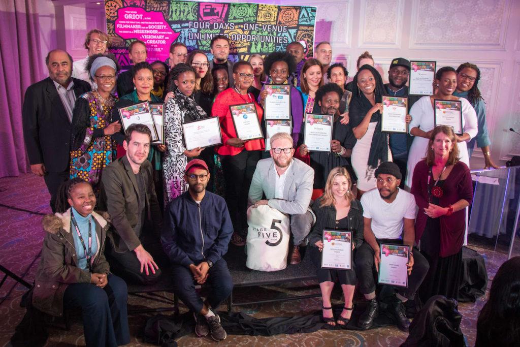 Durban FilmMart Awards 2019 Winners