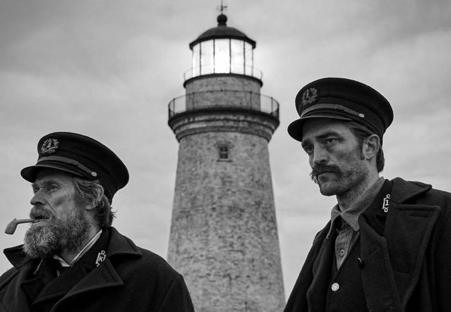 THE LIGHTHOUSE starring Willem Dafoe and Robert Pattinson
