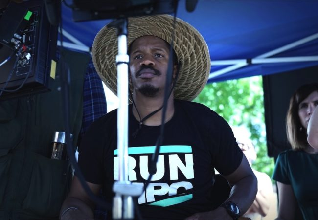 Nate Parker directs AMERICAN SKIN