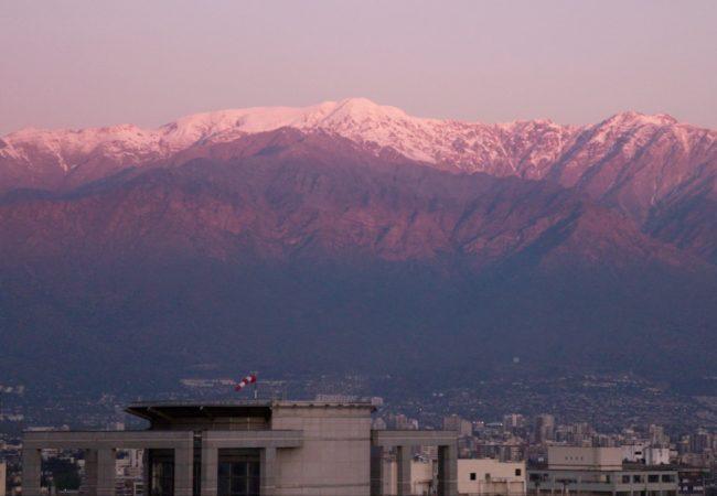 La cordillera de los sueños (The Cordillera of Dreams)
