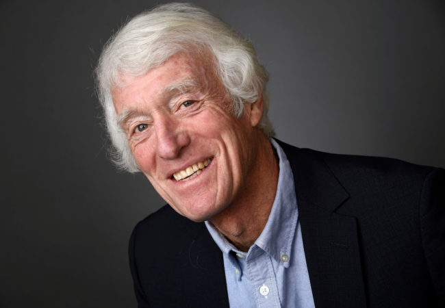 Cinematographer Roger Deakins poses for a portrait at the 88th Academy Awards Nominees Luncheon at The Beverly Hilton hotel, in Beverly Hills, Calif. 88th Academy Awards Nominees Luncheon - Portraits, Beverly Hills, USA Mandatory Credit: Photo by Chris Pizzello/Invision/AP/Shutterstock (9054224as)