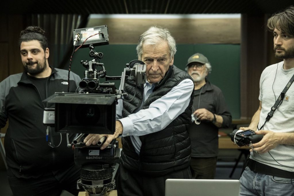 ADULTS IN THE ROOM - Director Costa Gavras