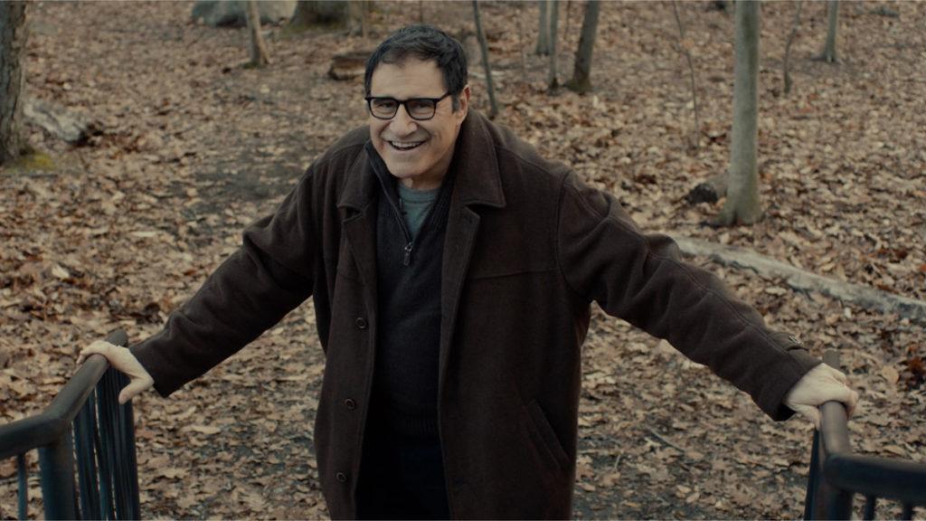 AUGGIE starring Richard Kind