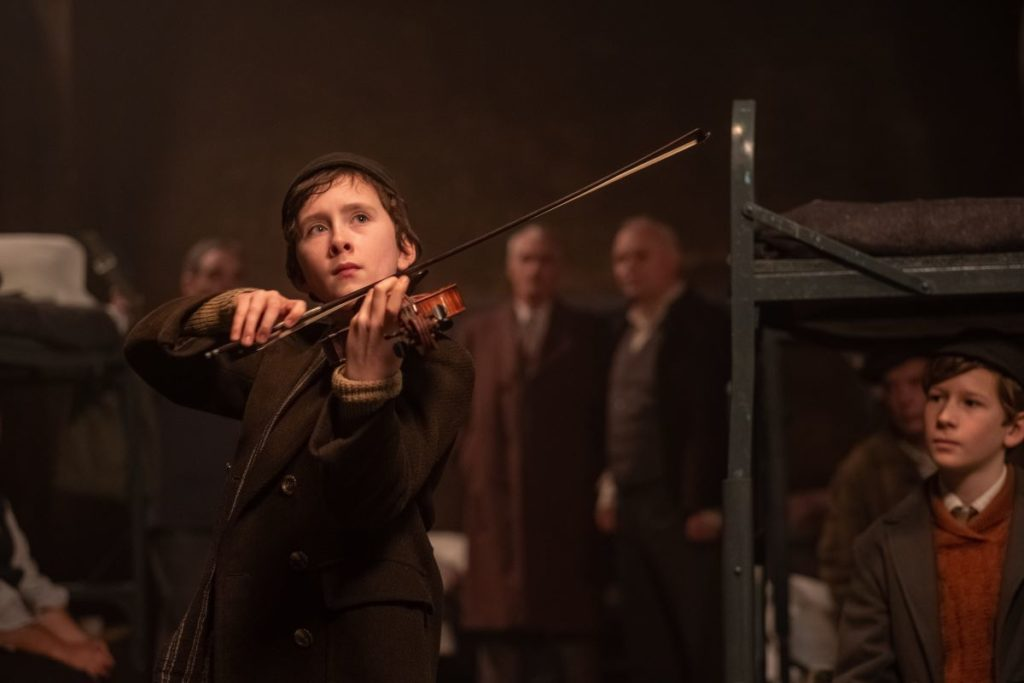 THE SONG OF NAMES Starring Tim Roth, Catherine McCormack and Clive Owen