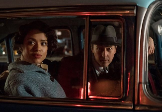 MOTHERLESS BROOKLYN directed by Edward Norton