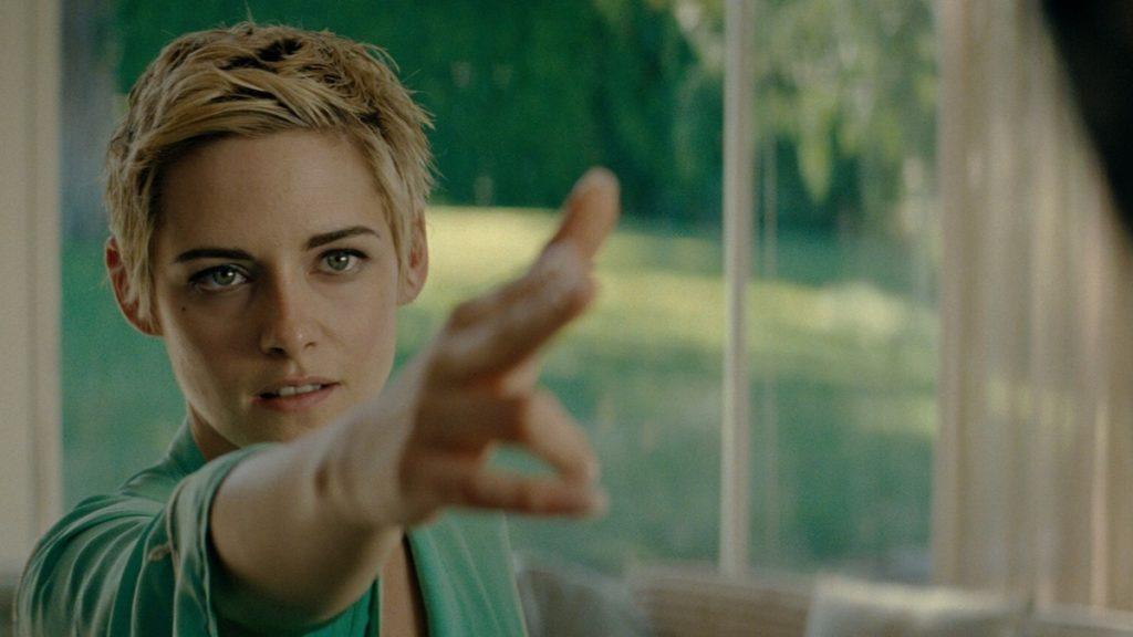 SEBERG starring Kristen Stewart