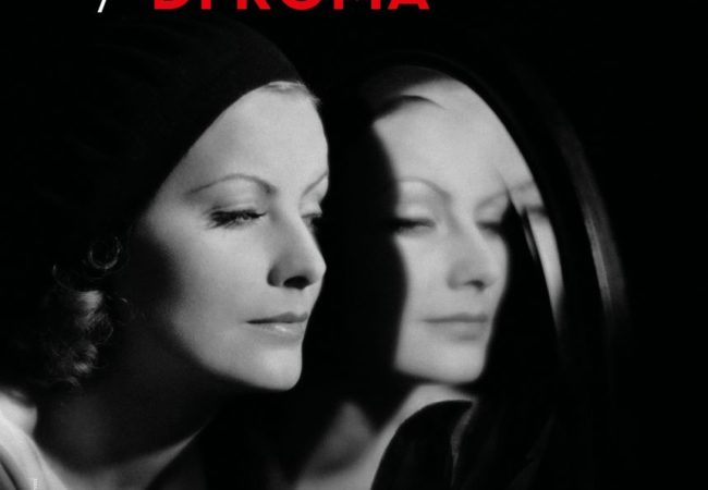 The official poster of the 14th Rome Film Fest featuring Greta Garbo