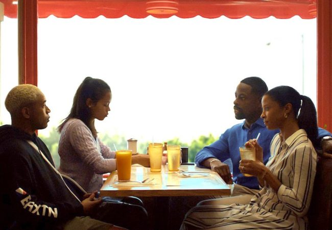 WAVES directed by Trey Edward Shults; and starring Sterling K. Brown, Renée Elise Goldsberry, Kelvin Harrison Jr., Lucas Hedges, Taylor Russell, and Alexa Demie