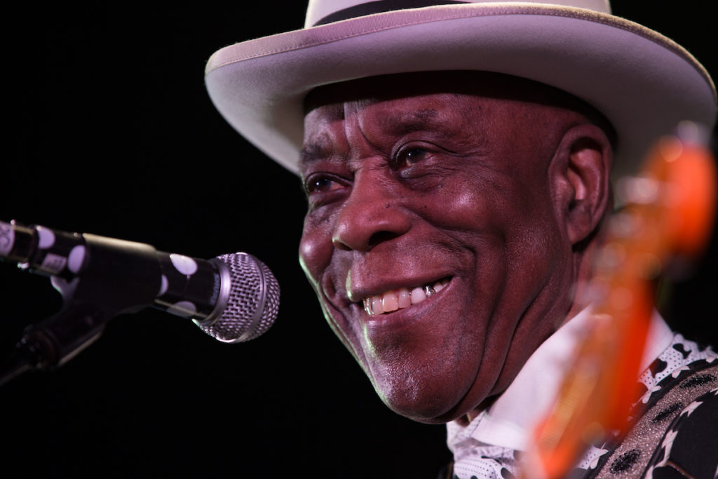 Jim Farrell's Buddy Guy documentary, THE TORCH