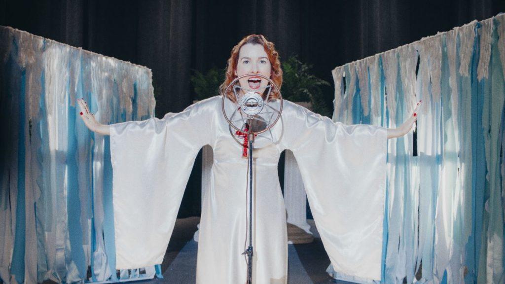 SISTER AIMEE directed Samantha Buck and Marie Schlingmann