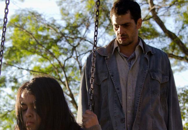 THE FATHER'S SHADOW (A SOMBRA DO PAI) by Gabriela Amaral Almeida