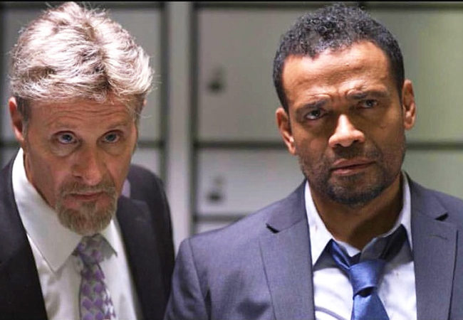 """Marshal Hilton and Mario Van Peebles Star in """"A Clear Shot"""" directed by Nick Leisure"""