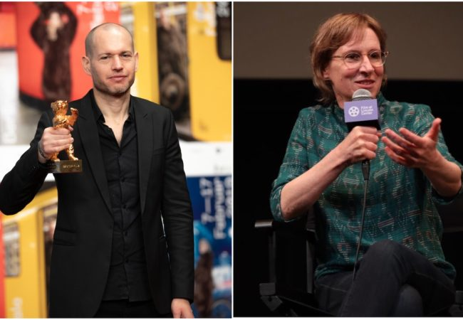 Nadav Lapid (Synonyms) and Kelly Reichardt (First Cow)