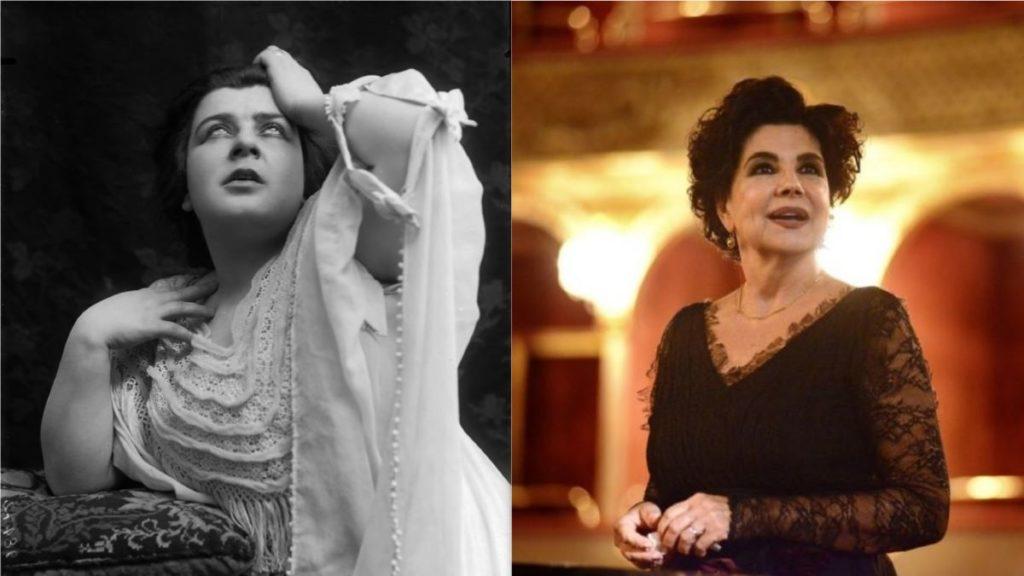 La Prima Donna - Emma Carelli, Licia Maglietta