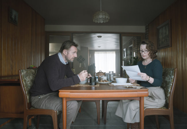 Ordinary Love starring Liam Neeson and Lesley Manville