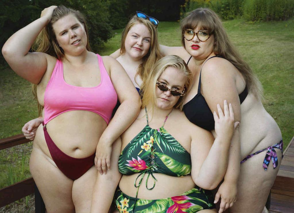 Fat Front directed by Louise Unmack Kjeldsen and Louise Detlefsen