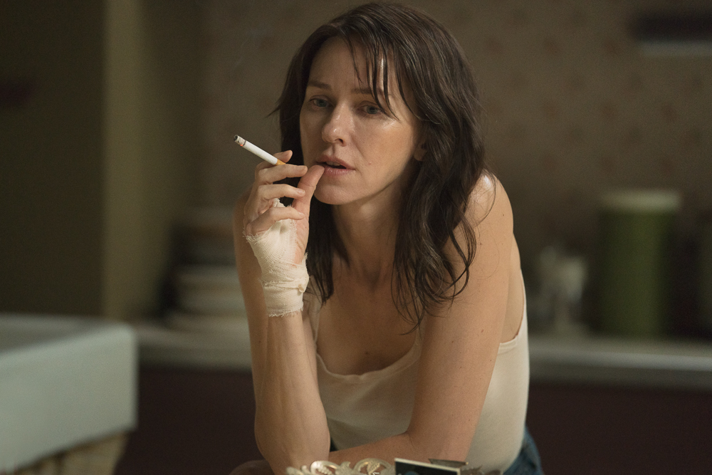 The Wolf Hour directed by Alistair Banks Griffin, and starring Naomi Watts