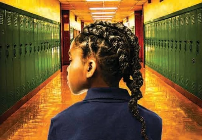 PUSHOUT: THE CRIMINALIZATION OF BLACK GIRLS IN SCHOOLS directed by Jacoba Atlas
