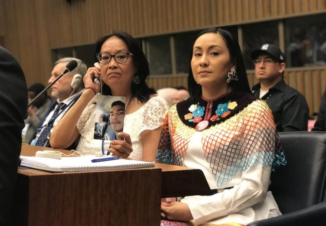 nîpawistamâsowin: We Will Stand Up directed by Dr. Tasha Hubbard